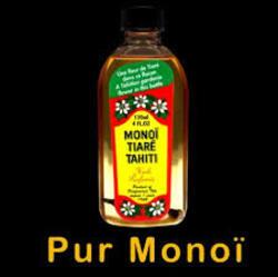 Le Monoï...!!!