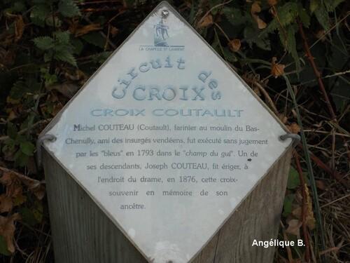 Michel Coutault, massacré à Boismé....