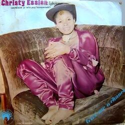 Christy Essien Igbokwe - Give Me A Chance - Complete LP