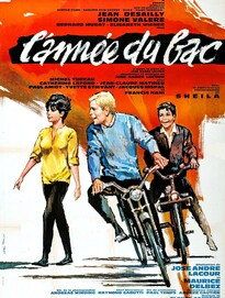BOX OFFICE ANNUEL FRANCE 1964 TOP 71 A 80