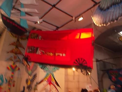 Exposition de cerfs volants