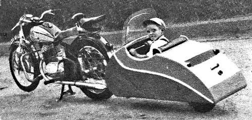 1954 revisité grâce à Motocycles et Moto Revue