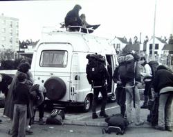 Camp d'Alençon 27.07. au 9.9.1979 : Château d'Aché.