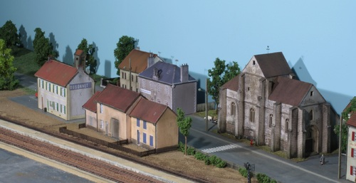 Le quartier gare de Germilly