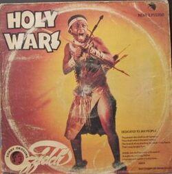 Sonny Okosuns Ozziddi - Holy Wars - Complete EP
