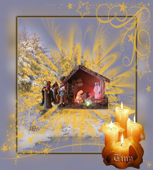 Créations en attendant Noël