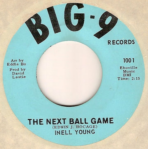 Inell Young : The Next Ball Game