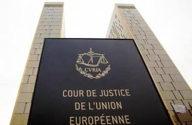 Tribunal pénal international de I'UE et la Cour de justitce de l'UE