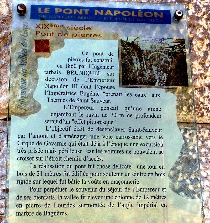 Luz St Sauveur : La promenade Napoléon III-Eugénie ( N° 1 )
