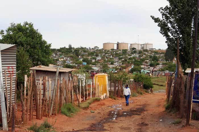 Soweto en 2005
