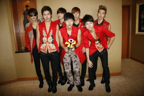 K-Pop Music en Chine