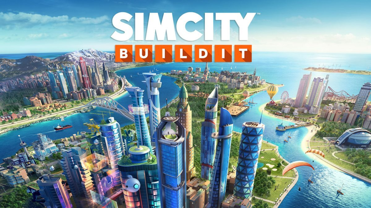Simcity Buildit Game