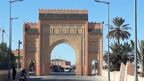 La porte de Rissani