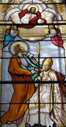 saint Joseph artisan et Pie XII