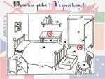 Positions en anglais  : Where are ... ? + TBI