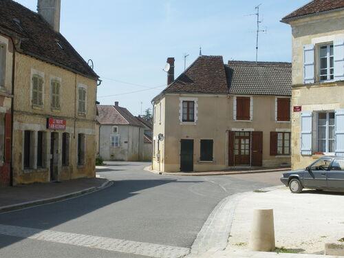 SAINTS (Yonne) : aujourd'hui !