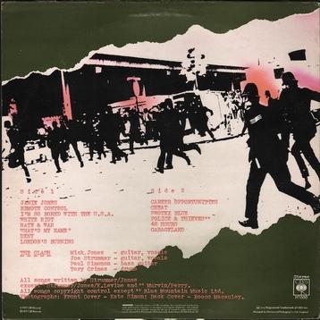 La Saga du Clash - épisode 6 : The Clash - 1977