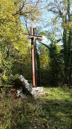 La croix oubliée du Voyebeuf.