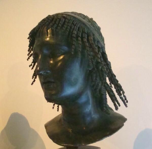Bronze de la villa des Papyri 3