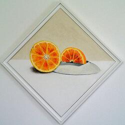 Oranges 50 x 50 cm