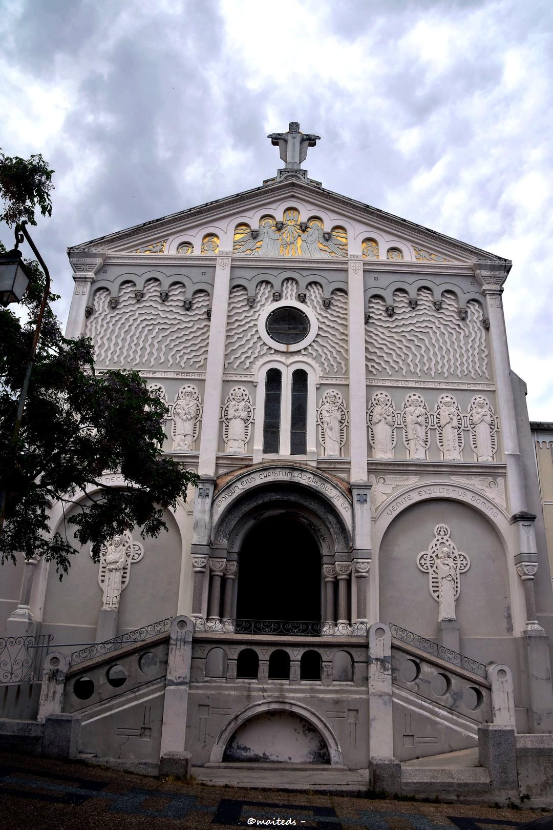 Eglise du Sacré-Cœur - Ajaccio