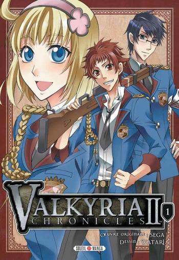 Valkyria chronicles II - Tome 01 - Sega & Daiki Saito & Watari