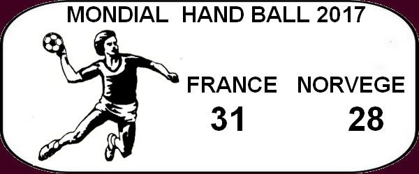 hand ball france