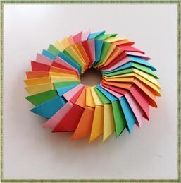 Tuto : Des spirales en papier