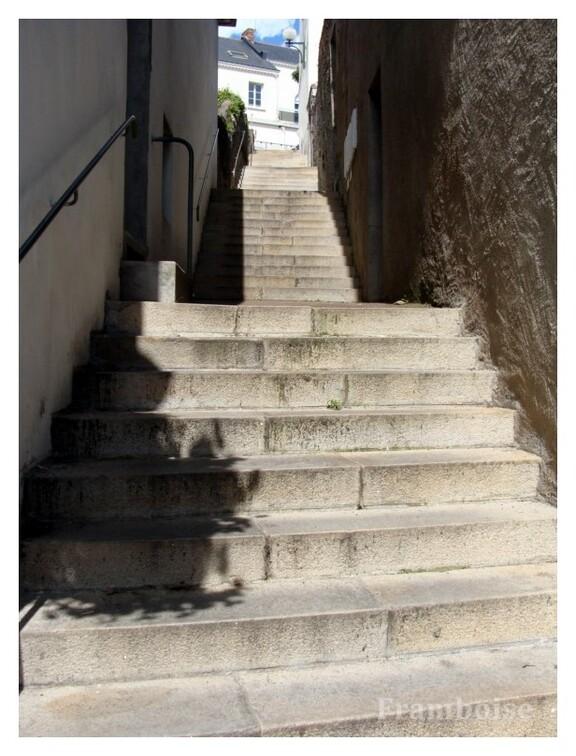 Les Escaliers Paynot à Pornic