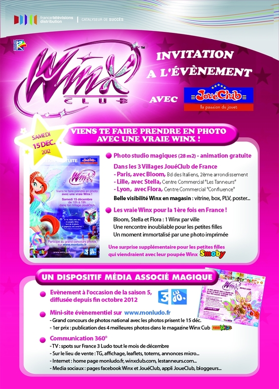 Newsletter Evenement_WINX