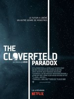 The Cloverfield Paradox affiche