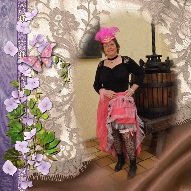 Blog de sylviebernard-art-bouteville : sylviebernard-art-bouteville, COUNTRY BAL COSTUME 22.02.2014