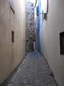 Calade de la Rue du Fort