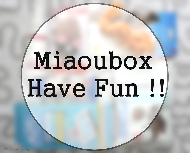 Miaoubox : Have Fun !