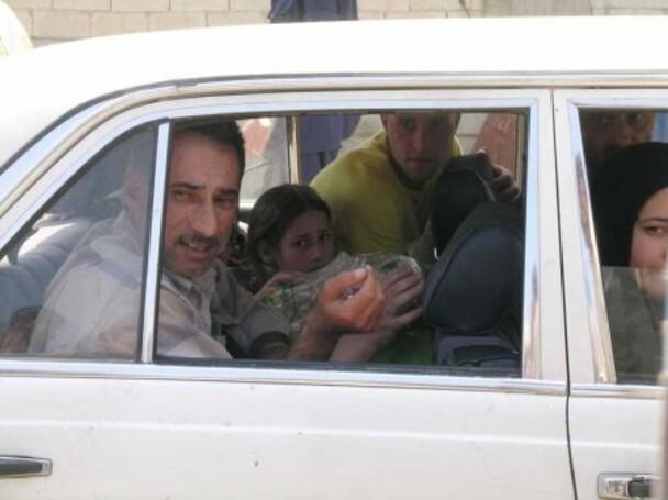 [2007] Nahr el-Bared, la fuite