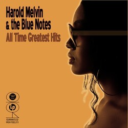 Harold Melvin & The Blue Notes - All Time Greatest Hits - Complete CD