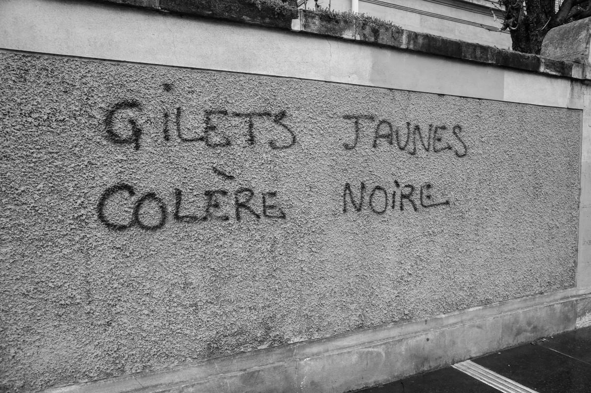 Graffiti  - © Reflets