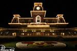 Magic Kingdom - Main Street & Central Plaza