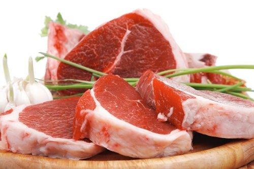 viande rouge crue