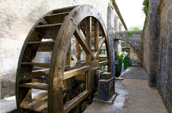 Visite de l'Abbaye de Fontenay