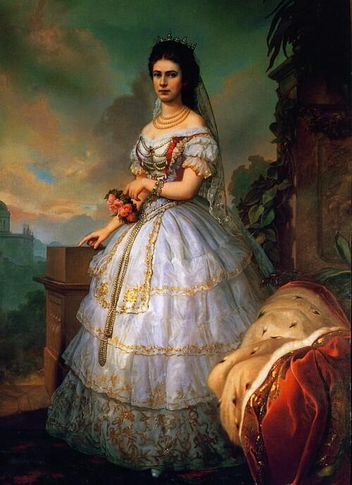 ELISABETH D'AUTRICHE (SISSI) (3)