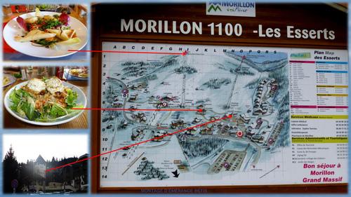 En hommage aux 2 pisteurs de Morillon décédés le 13 janvier 2019