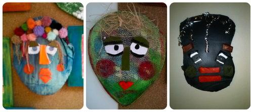 Atelier découverte d'arts plastiques - 20 novembre 2013 - 20h