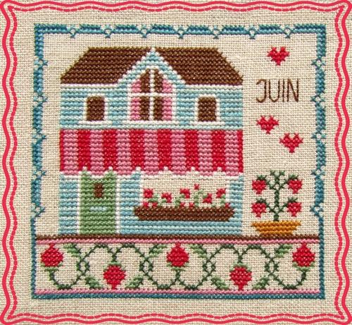 Little dove's year juin et juillet