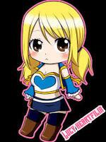Images de Fairy Tail pour les recopier