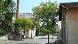 Avenue Adrien FAYOLLE à Crest en 2009