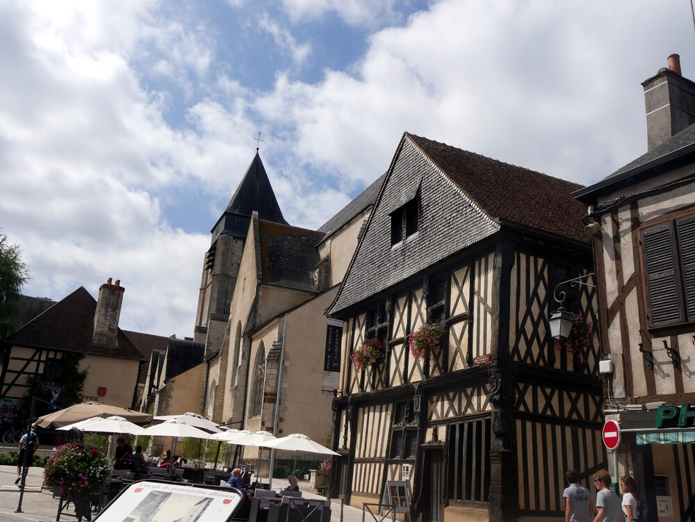Aubigny-sur-Nère - cher