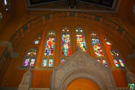 Basilique Ste Thérèse de Lisieux