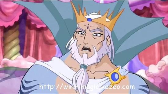 Neptune dans son palais