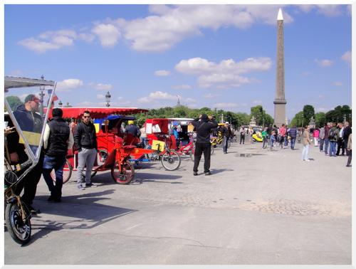 Visiter Paris autrement...